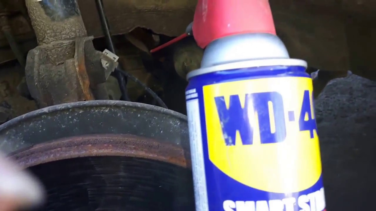Part I Diy Wd40 Silicone Spray Fix For Noisy Strut Bearing Or Vz Sv6 Belt Diagram Helpimg0807jpg Streering Squeaks