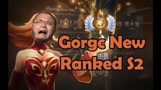 GORGC NEW SEASON CALLIBRATION HARD GAMES (Gorgc Dota Highlights)