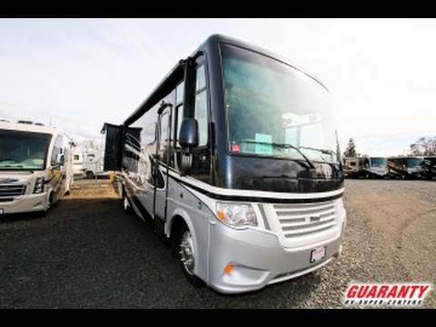 2017-newmar-bay-star-3124-class-a-motorhome-video-tour-•-guaranty.com