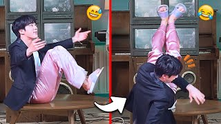 BTS Clumsy Moments (Funny Moments)