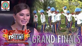 Pilipinas Got Talent 2018 Grand Finals: Cebeco II Blue Knights - Pole Balancing