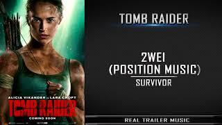 Tomb Raider Trailer #2 Music | 2WEI - Survivor