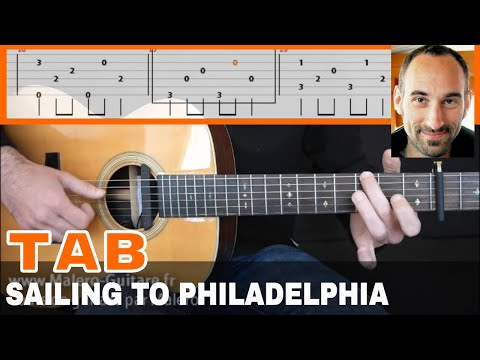 Sailing To Philadelphia Guitar Tab