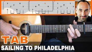 Sailing To Philadelphia Guitar Tab