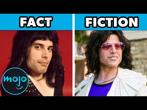 Top 10 Movie Biopics That Got It Wrong