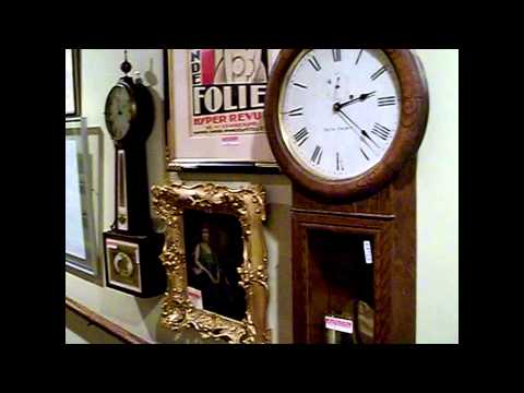Cataloged Antique & Clock Auction Saturday, February 27, 2016 at 11 AM Hall