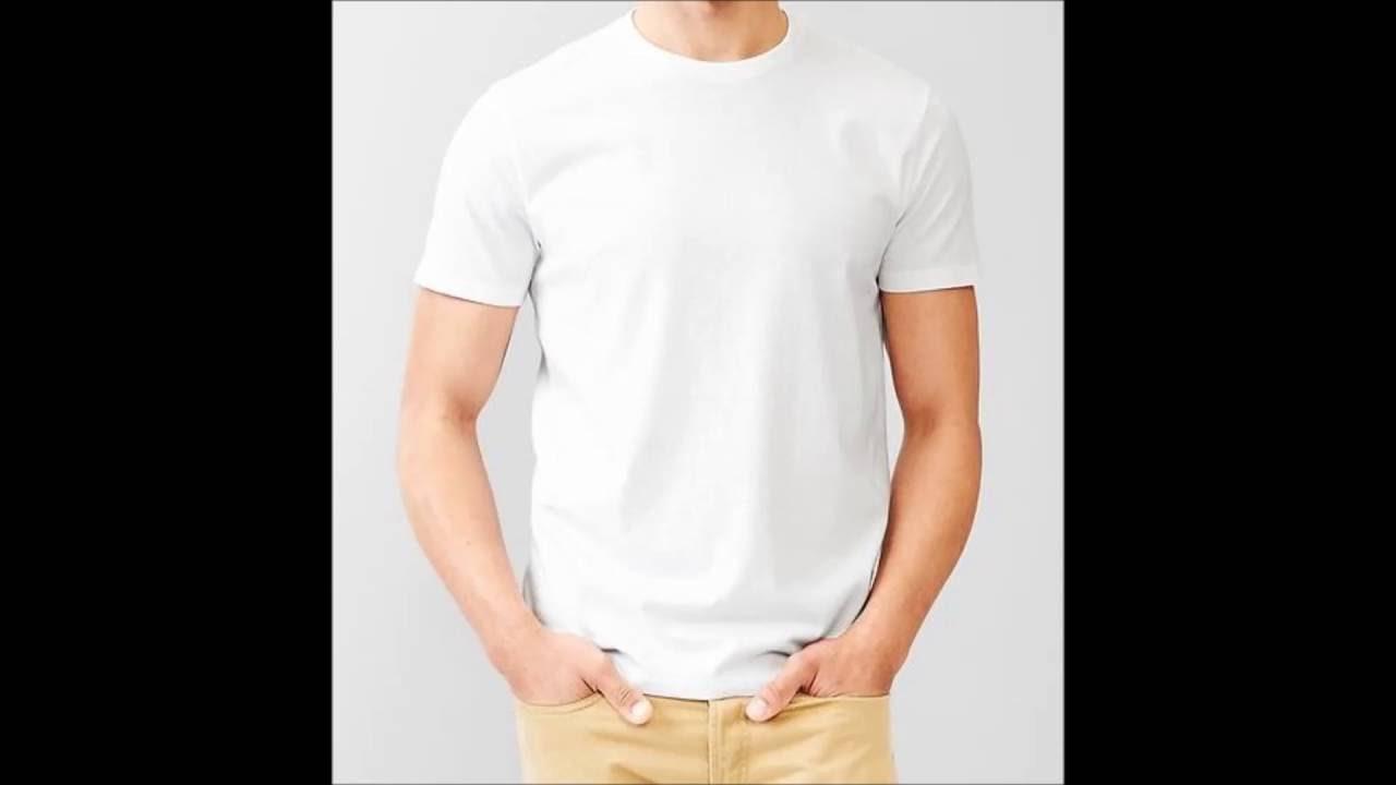 Самые модные и красивые футболки - YouTube