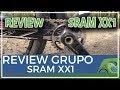 Características del grupo SRAM XX1 Cassette X-Dome pedalier X-Sync cambio X-Horizon
