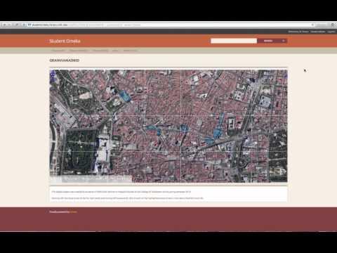 Gran Vía Madrid Digital Humanities Project [Brief Intro]