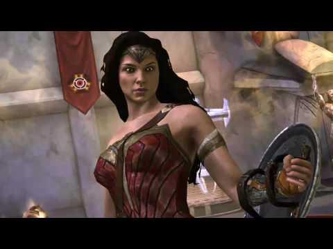 Injustice batalla 3 de 3 con 3 wonder woman