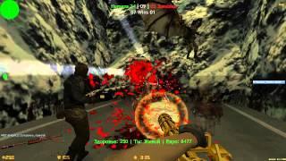 Counter-strike 1.6 Зомби сервер №4