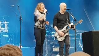 Devin Townsend feat. Anneke - Ih-Ah! @ Tuska, Helsinki 30.6.2017