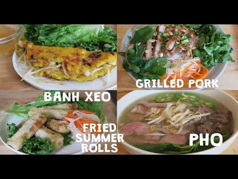Beginners Guide to Vietnamese Cooking: 8 Glorious Recipes
