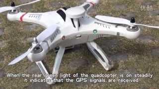 Cheerson CX-20 Auto-Pathfinder Operating Instructions / Features