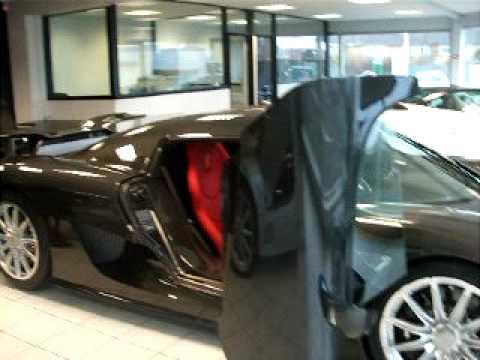 画像: Koenigsegg Door System www.youtube.com