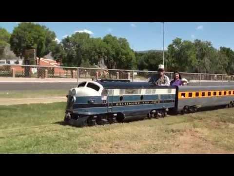 Model Railroad Train Track Plans -Toy Train Depot Miniature Train Collection Alamogordo New Mexico