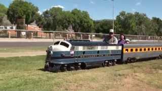 Toy Train Depot Miniature Train Collection Alamogordo New Mexico