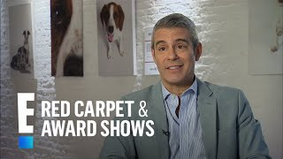 Andy Cohen Talks Bethenny Frankel & Carole Radziwill's Feud | E! Red Carpet & Award Shows