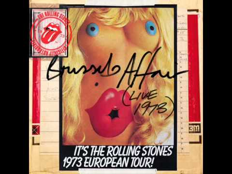 Rolling Stones - Street Fighting Man Live (Brussel Affair, 1973)