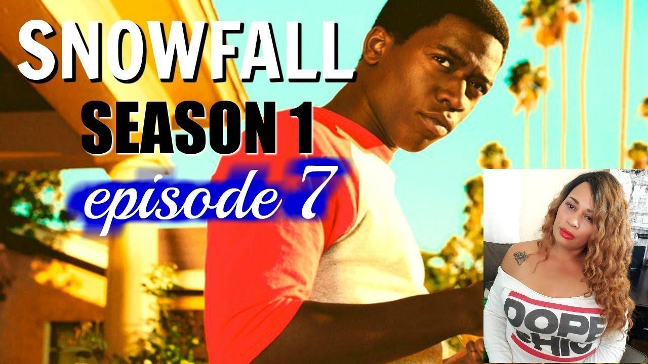 Download Snowfall FX Review and Recap  Season 1 Episode 7  Talisa Lee