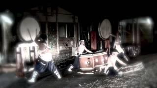 吉成洋拍2012BD 山木屋太鼓 山猿