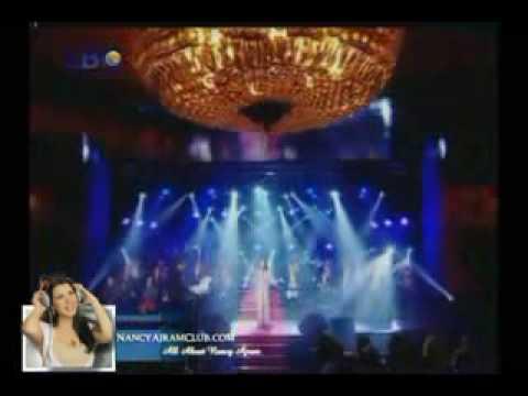 Nancy Ajram   Ya Tab Tab Wa Dala3  Live On LBC