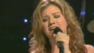 Kelly Clarkson - Because of you - Live thumbnail