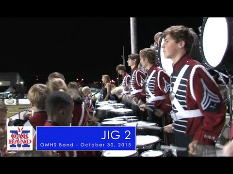 "Awesome Tenors, Snares and Basses! - The 2015 Edition of ""Jig 2""!"