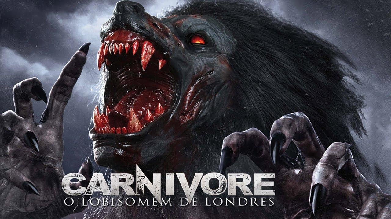 Carnivore O Lobisomem De Londres Trailer Dublado Youtube