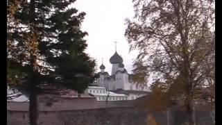 Соловецкий монастырь (Часть 1 из 3)(Соловецкий монастырь Часть 1., 2011-12-23T03:44:14.000Z)
