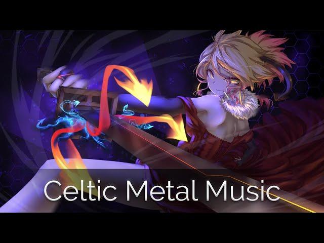 Celtic Haste by An Ancient Legend, Long Forgotten | Most Epic Celtic Metal Battle Music