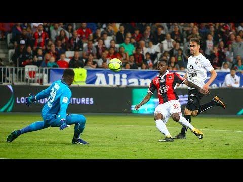 Nice - Caen : les 4 buts dans l'ambiance réelle