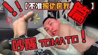 兄弟叫不醒?吵醒Tomato之冤冤相报何时了不准爆仇回我篇 谢谢【DailyVlog】