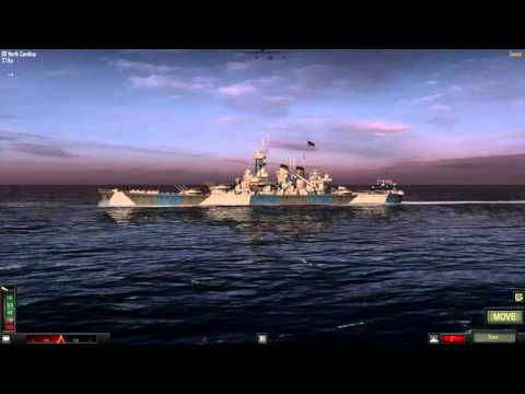 Let's Play Atlantic Fleet Campaign. Part 23.