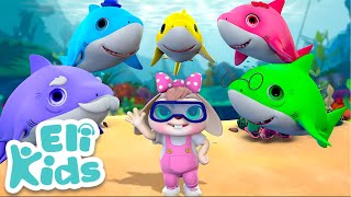 Baby Shark | Kid Songs Compilations | Eli kids