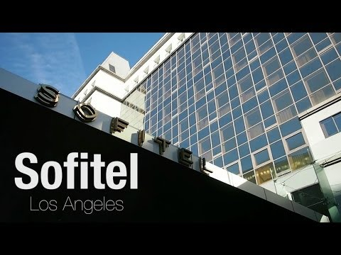 Sofitel Los Angeles at Beverly Hills, a video review