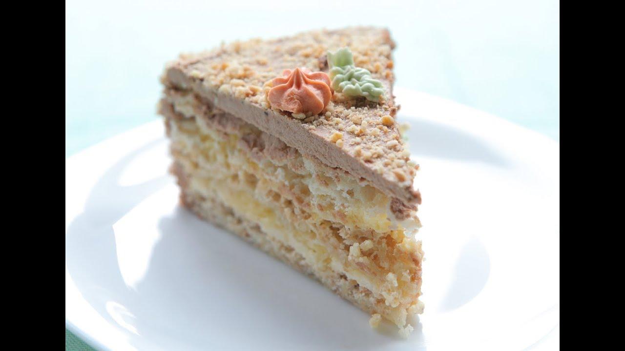 Киевский торт. Рецепт Киевского торта в домашних условиях 85