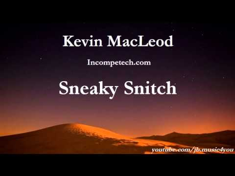 Sneaky Snitch - Kevin MacLeod - 2 HOURS [Extended]