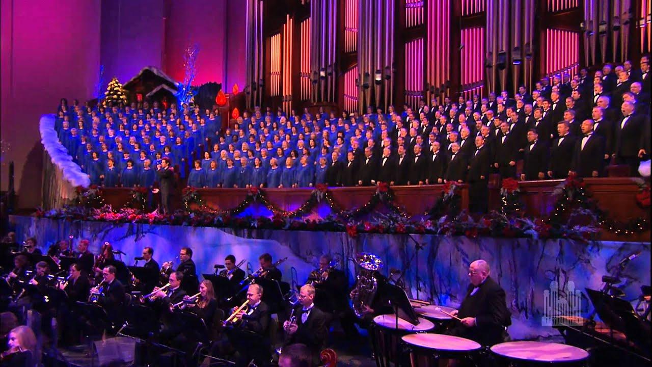 Gesu Bambino - David Archuleta and the Mormon Tabernacle Choir ...