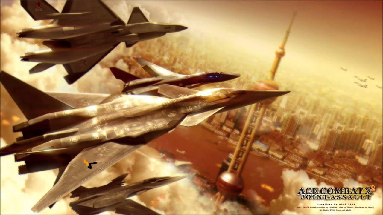 For Us All - Ace Combat X² Joint Assault Original Soundtrack ...