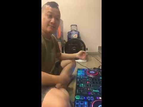 Dj Thiện Hí Livetream review chi tiết bàn DJ Denon Prime 4