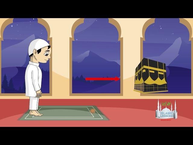 MADRASA - How to pray Isha - 4 Rakahs - B54