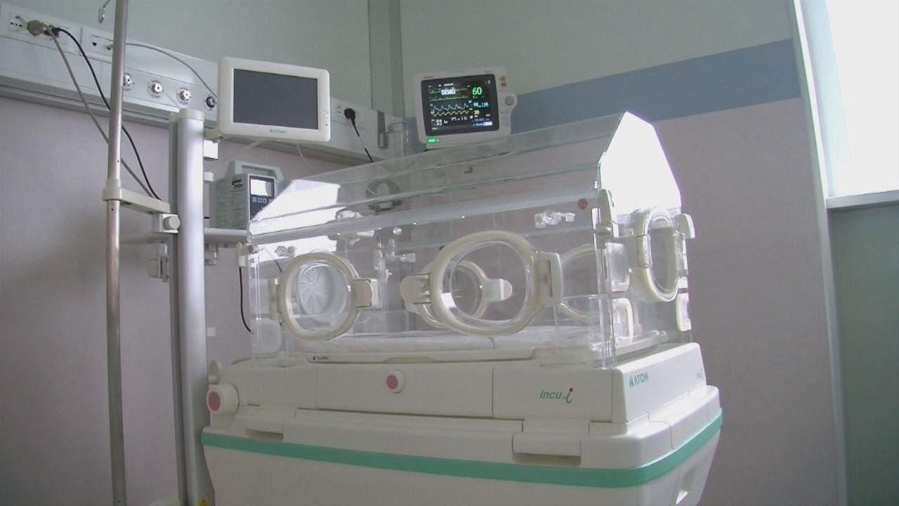 webcam nelle culle del nuovo reparto di neonatologia nell'ospedale ... - Sala Parto Ospedale Papa Giovanni Xxiii Bergamo