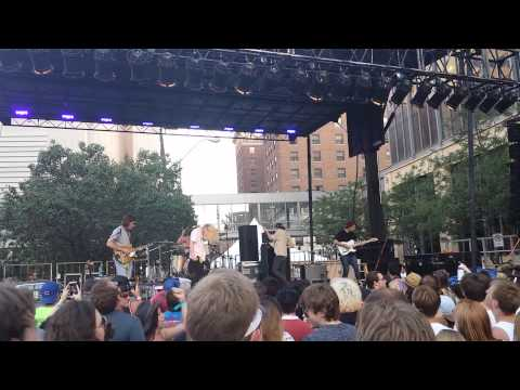 The Orwells  Dirty Sheets  at 8035 Music Festival