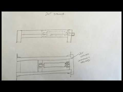 Drawings for the Box Wedge Splitter