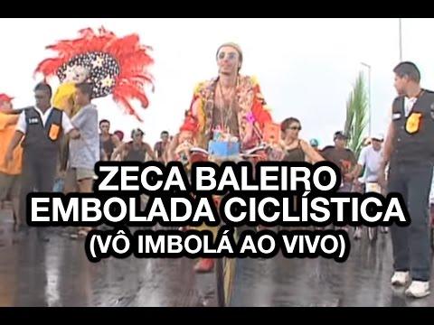 Zeca Baleiro - Embolada Ciclística (Extra Vô Imbolá Ao Vivo)