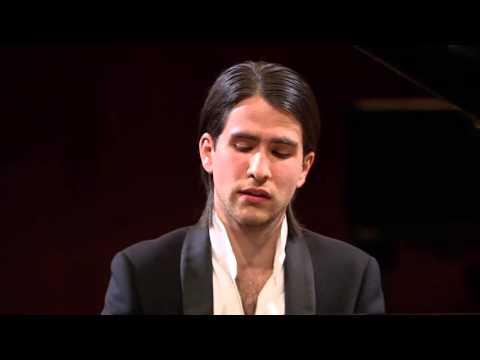 Georgijs Osokins – Berceuse D flat major Op. 57 (third stage)