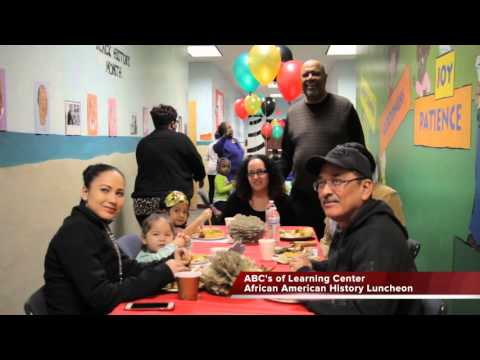 ABC's of Learning Center - African American History Luncheon (2016)
