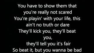 Beat It (Lyrics) - Michael Jackson