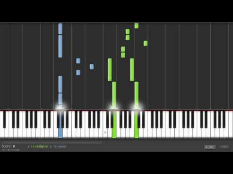 How to Play Broken by Lifehouse on Piano